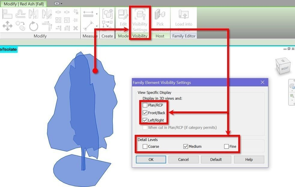 Revit-scalable-tree-12-cardboard-visibility-setting
