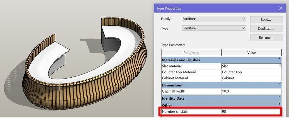 Revit-tutorial-3d-parametric-array-02-showcase