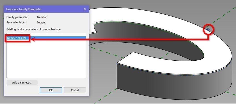 Revit-tutorial-3d-parametric-array-14-parametric-curve-division