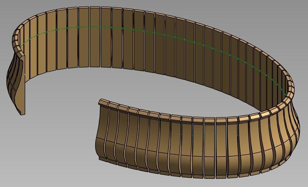 Revit-tutorial-3d-parametric-array-16-repeat-components
