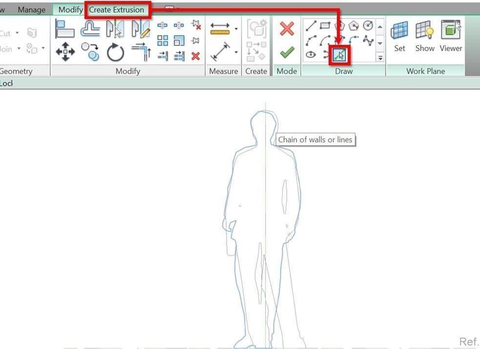 08-Revit-tutorial-3D-people-pick-lines