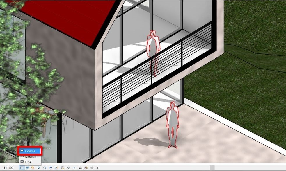 17-Revit-tutorial-3D-people-coarse-detail