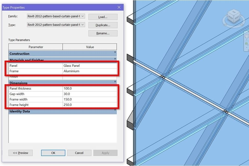 Revit-triangle-panels-with-gaps-para[2]